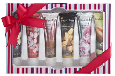 Bodycology lotion gift set