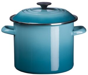 Le Creuset Enamel-on-Steel 12-Quart Covered Stockpot