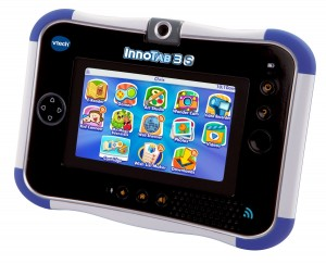 VTech InnoTab 3S Wi-Fi Learning Tablet Blue