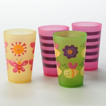 butterfly tumbler set