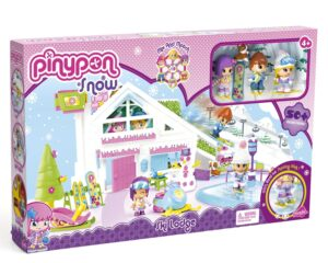 pinypon ski lodge